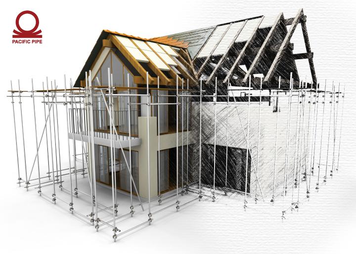 อยากสร้างบ้านโครงสร้างเหล็กต้องรู้อะไรบ้าง